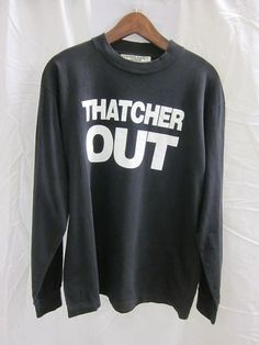 T-shirt   Katherine Hamnett   V&A Search the Collections