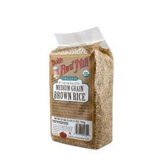 Bob's Red Mill Organic Rice Medium Grain Brown, « Lolly Mahoney Cooking Tips, Cooking Recipes, Bobs Red Mill, Grilling Tips, Brown Rice, Organic Recipes, Gourmet Recipes, Free Food, Great Recipes