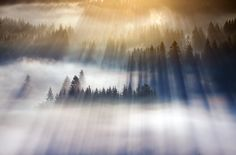 Warm and cold by Marcin Sobas on 500px