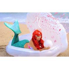 【maimai__smile】さんのInstagramをピンしています。 《#リトルマーメード #人魚 はものすごく動きにくかったΣd(゚∀゚d) #海 の中ではスイスイ〜やろね〜 . #ariel#disney#littlemermaid#shell#halloween#beach#genic_mag#disneysea#bikini#disneyprincess#シェル#貝殻#マーメイド#人魚体験#ビキニ#水着#マーメイド体験#ディズニーランド#リトルマーメード#アリエル#ディズニー#ディズニーシー#仮装#コスプレ#ハロウィン#浮き輪#ディズニープリンセス#アリエル #まいまいハロウィン2016》
