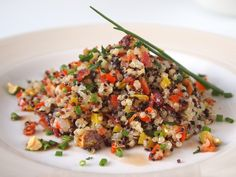 How to Cook Quinoa // Peru Delights
