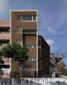 Casa familiar en Taipei / Preposition Architecture. Cortesía de Preposition Architecture