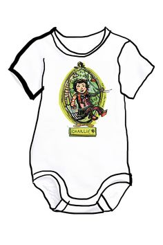 Charlie Onesies, Illustration, Kids, Clothes, Fashion, Young Children, Outfits, Moda, Boys