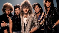 Bon Jovi, a 34 años de su formación