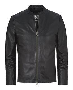 Choosing The Right Men's Leather Jackets – Revival Clothing Brown Leather Jacket Men, Classic Leather Jacket, Leather Men, Leather Jackets, Lambskin Leather, Cafe Racer Leather Jacket, Revival Clothing, Men Closet, Stylish Jackets