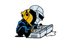 : Daft Nuts T-Shirt ~ $11 ~ Daft Punk tee from TeeFury today only!