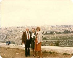 Standing on a hill with an overview of Jeruselem Couple Photos, My Love, Couples, Travel, Couple Shots, Viajes, Couple Photography, Couple, Destinations
