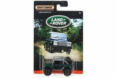 Brand: Matchbox Make: Land Rover Model: Defender Series: Matchbox - Land Rover 2016 Age: Land Rover 2016, Land Rover Defender 110, Land Rover Models, Land Rover Freelander, Range Rover Evoque, Matchbox Cars, Land Rover Discovery, Hot Wheels, Landing