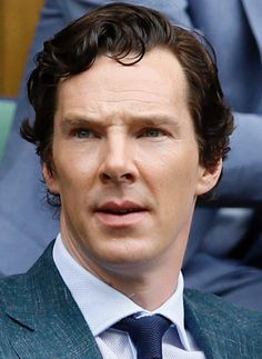 Benedict at the Wimbledon Men's Singles Final - 10th July 2016
