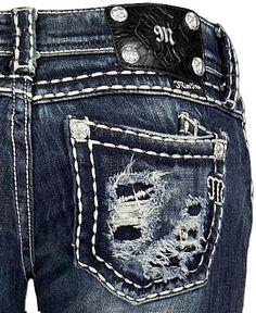 Miss Me jeans by livyjoy