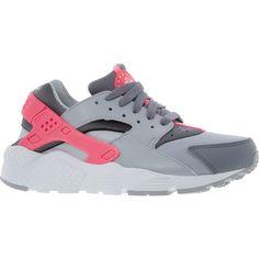 Grey Huarache Run Trainers - Trainers - Shoes - Kids   Toys 6122e9512