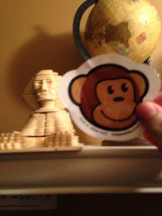 #timmyverse Shrewsbury/MA/USA    Timmy was in Egypt! sort of...