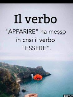 Il verbo.. | BESTI.it - immagini divertenti, foto, barzellette, video