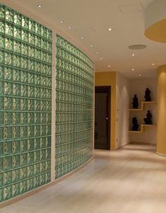 corridoio02 | Interiors | Gallery Gallery | Seves glassblock