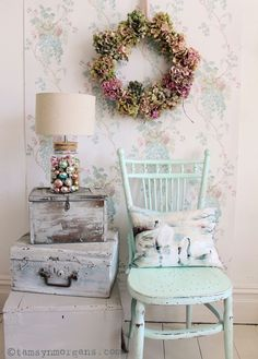 Pastel Shades with Laura Ashley
