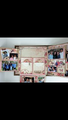 Traditions Genealogy Scrapbook created by crafter Patti Katai.   Click on the link below to purchase the tutorial.   http://shop.paperphenomenon.com/Traditions-Genealogy-Scrapbook-Tutorial-Video-Combo-tutvid00114.htm
