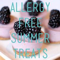 Allergy Free Summer Treats