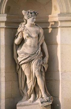 Statues, Louis Xiv, Sculpture, Versailles, Les Oeuvres, Greek, Colors, Figurative, Artist