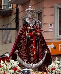 Nuestra Señora de la Fuensanta de Murcia, España  13 de Marzo y 2do Domingo de Septiembre