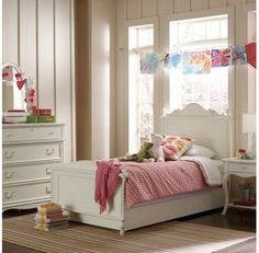 abigail manor bed twin - Young America
