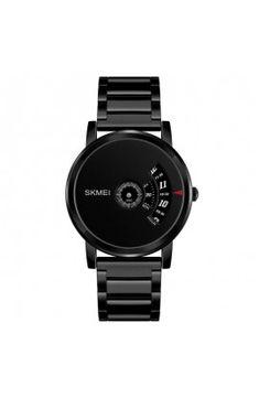 45ed2e04147 SKMEI 1260 Luxury Male Metal Strap Quartz Watch For Men