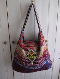 Boho Gypsy Bag...want!
