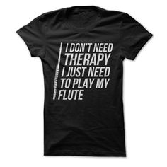 Therapy might be great for some people. But that's only because those people don't play the flute. You, on the other hand, are the picture of sanity because you have a magic flute. Yes, we went there.