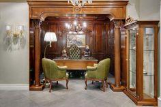 Элитная итальянская мебель для кабинета в наличии Martini #Mobili #furniture #home #мебель