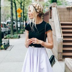 How To Rock Perfect Braids This Spring