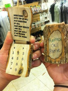 The Redneck Phone...