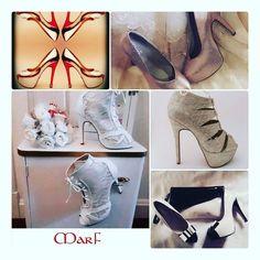MarF Zapatos -  #ILoveMarf #MarfFifteen #marfnovias #iloveshoes #luxuryshoes https://www.facebook.com/photo.php?fbid=1531166643859092