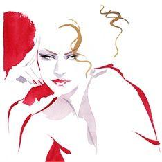 ilustration by Katharine Asher via ilustrationweb.us