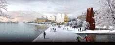 """32 """"Discarded"""" Guggenheim Proposals You Should Know About"""