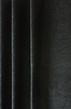 Umbria Black Made to Measure Curtains, from £122 per pair or £17 per metre.