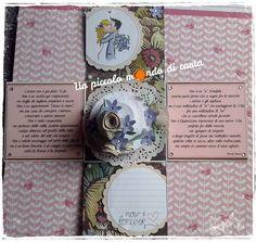 #weddingcard #explosionbox #stampingbella #scrapbooking #unpiccolomondodicarta