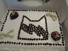 I think I could manage this, or maybe all the clans, using different coloured m&ms.