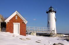 Portsmouth Harbor Lighthouse by nelights, via Flickr
