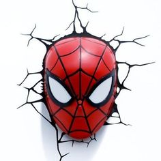 Best price on 3D Wall Art Nightlight - Spiderman Face See details here: http://babiesluxurystore.com/product/3d-wall-art-nightlight-spiderman-face/ Truly a bargain for the brand new 3D Wall Art Nightlight - Spiderman Face! Check out at this low cost item, read buyers' reviews on 3D Wall Art Nightlight - Spiderman Face, and get it online without thinking twice! Check the price and Customers' Reviews: http://babiesluxurystore.com/product/3d-wall-art-nightlight-spiderman-face/ #baby #babycare…