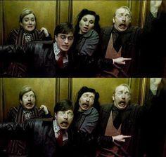 11 Terrifying Harry Potter Face Swaps - Harry Potter Memes and Funny Pics - MuggleNet Memes Harry James Potter, Harry Potter Face, Harry Potter Jokes, Harry Potter World, Harry Potter Gesicht, Hogwarts, Funny Face Swap, Face Swaps, Yer A Wizard Harry