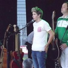 Niall Horan in Mullingar on 8/13 My friends cousins were there!!!!!!