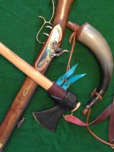 Pop Culture Meets History – A fascination with Tomahawks historical and modern by Michael Morgan