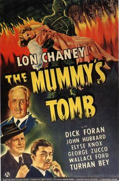 The #Mummy's Tomb - 1942 lon #chaney #horror