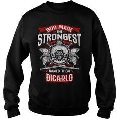 I Love  DICARLO, DICARLO T Shirt, DICARLO Hoodie T shirts