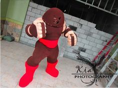 juggernaut cosplay costume