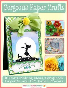 "In this age of electronic communication, get back to basics with these <em>45+ Handmade Card Ideas: How to Make Greeting Cards</em>. E-cards may be entertaining for a minute or two, but they're easily deleted and soon forgotten. <a href=""https://www.allfreepapercrafts.com/tag/Cards"" target=""_blank"">Handmade cards</a>, on the other hand,..."