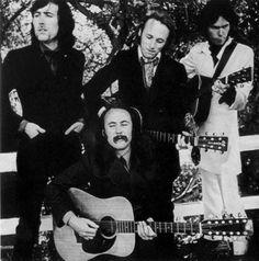 Crosby, Stills, Nash, and Young