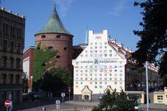 The Powder Tower (Old Riga), Latvia