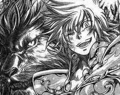 Leo Regulus - Saint Seiya The Lost Canvas. Miss him ç_ç