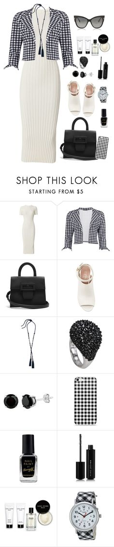 """""""Untitled #1868"""" by ebramos ❤ liked on Polyvore featuring Helmut Lang, Boohoo, Maison Margiela, Marni, Lanvin, Barry M, Marc Jacobs, Bobbi Brown Cosmetics, Timex and Tom Ford"""