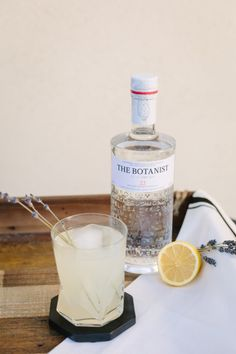 This beauty of a Lavender Bee's Knees Cocktail is that lavender, lemon, and honey come together to complement gin's complex flavor profile.